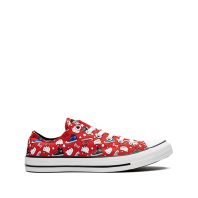 Converse Hello Kitty low-top productafbeelding