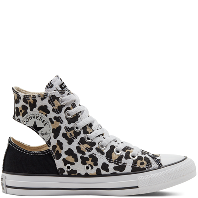 Twisted Upper Chuck Taylor All Star High voor dames productafbeelding