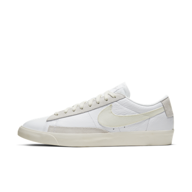 Nike Blazer Low Leather 'Platinum Tint' productafbeelding