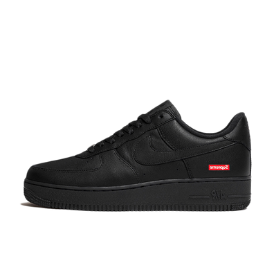 Supreme X Nike Air Force 1 'Black' productafbeelding