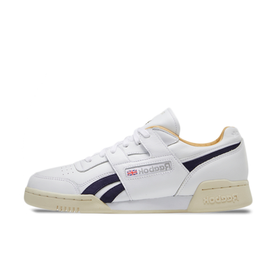 Reebok Workout Plus MU 'White Purple' productafbeelding