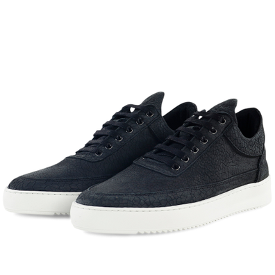 Filling Pieces Low Top Ripple Tentonic 'Black' productafbeelding