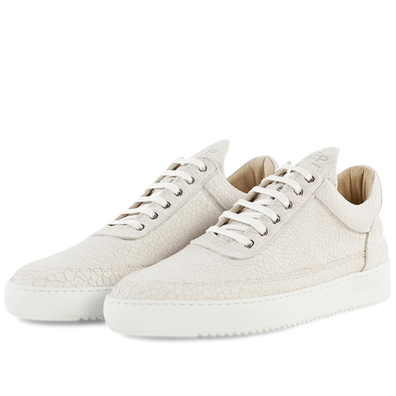 Filling Pieces Low Top Ripple Tentonic 'Off White' productafbeelding
