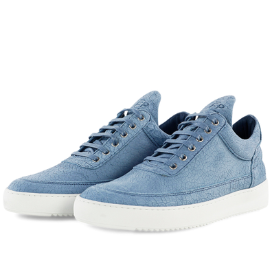 Filling Pieces Low Top Ripple Tectonic 'Navy' productafbeelding