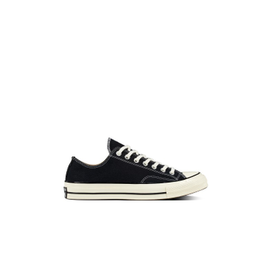 Converse All Star Chuck 70 OX Black productafbeelding