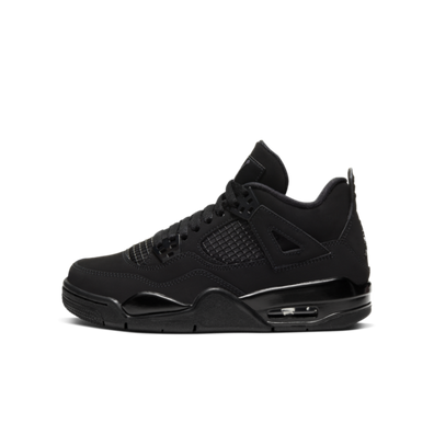 Air Jordan 4 Retro GS 'Black Cat' productafbeelding