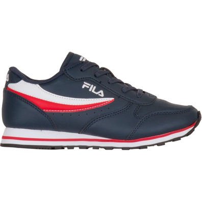 Fila Orbit Low Sneaker Junior productafbeelding