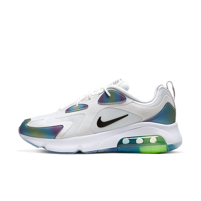 Nike Air Max 200 Bubble Pack 'White' productafbeelding