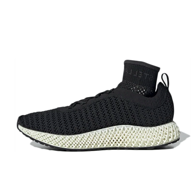 Stella McCartney X adidas AlphaEdge 4D 'Core Black' productafbeelding