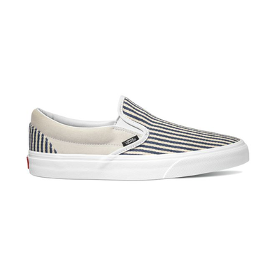 Vans striped slip-on productafbeelding