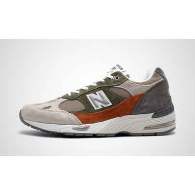 "New Balance M991NGO - Made in England ""Nu Block"" productafbeelding"