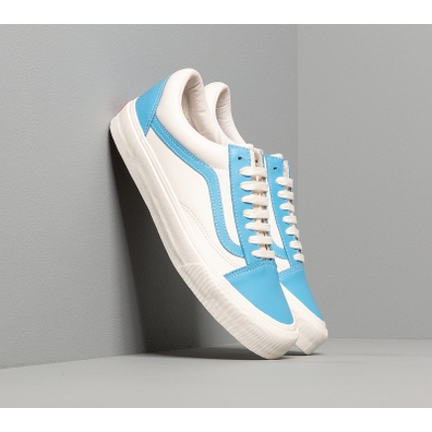 Vans Old Skool Vlt LX (Leather) Bonnie Blue/ Marshmallow productafbeelding