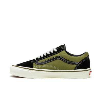 Vans OG Old Skool LX (OG) Black/ Lizard productafbeelding