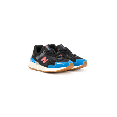 New Balance Kids NEW BALANCE KIDS PH997JHZLEATHERBLACK BLACK Furs & Skins->Leather productafbeelding