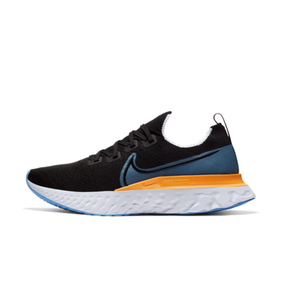 Nike React Infinity Run FK 'Black/Blue' productafbeelding