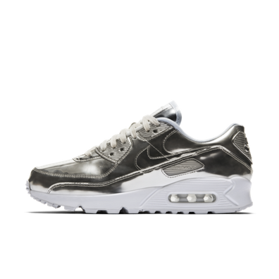 Nike Air Max 90 Metallic Pack 'Silver' productafbeelding