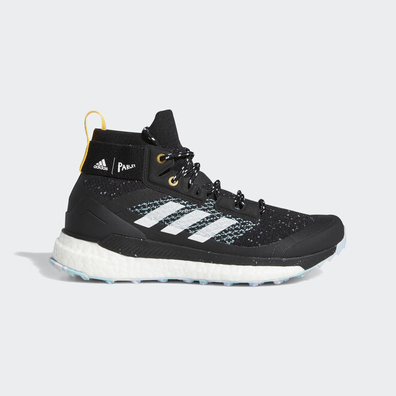 adidas Terrex Free Hiker P Core Black/ Ftw White/ Real Gold productafbeelding