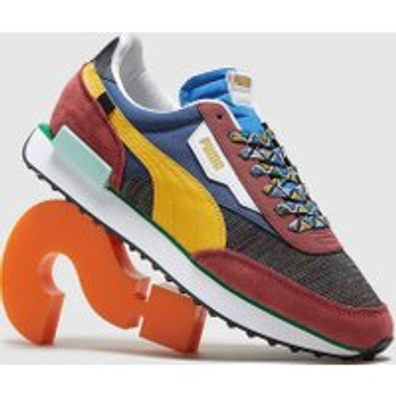 Puma Future Rider Mix Trainers productafbeelding