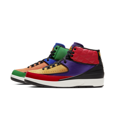 Air Jordan 2 Retro 'Multi' productafbeelding