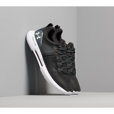 Under Armour HOVR Rise Black/ White/ White productafbeelding