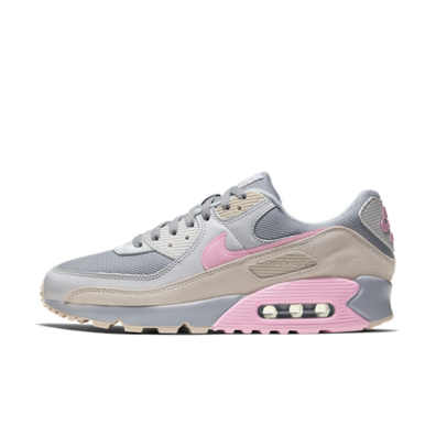 Nike Air Max 90 'Grey/Pink' productafbeelding