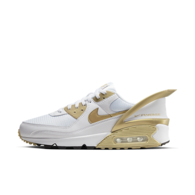 Nike Air Max 90 FlyEase 'Metallic Gold' productafbeelding
