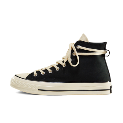 Fear of God X Converse Chuck Hi 'Black' productafbeelding