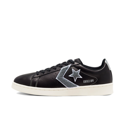 Converse Pro Leather Low 1980's 'Black' productafbeelding