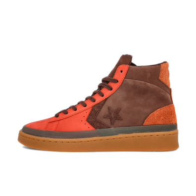 Converse Pro Leather Hi 'Fiery Scarlet' productafbeelding