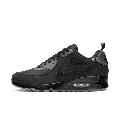 Undefeated X Nike Air Max 90 'Black' productafbeelding