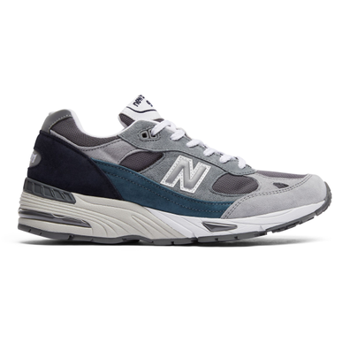 """New Balance M991 GBT Grey/Black """"Made in England"""" productafbeelding"""