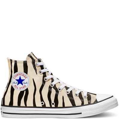 Unisex Archive Print Chuck Taylor All Star High Top productafbeelding