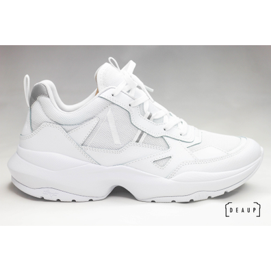Arkk Quantm Leather T-G9 'Triple White' productafbeelding