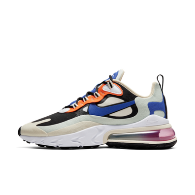 Nike WMNS Air Max 270 React 'Hyper Blue' productafbeelding
