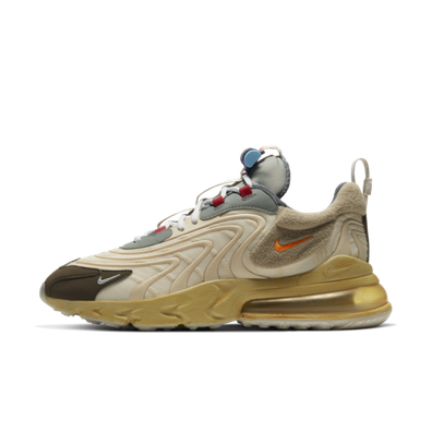 Travis Scott X Nike Air Max 270 React 'Cactus Trails' productafbeelding