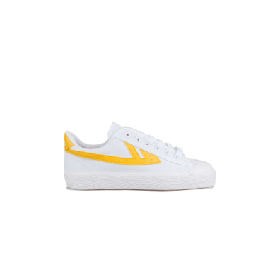 Warrior WB-1 White Yellow productafbeelding