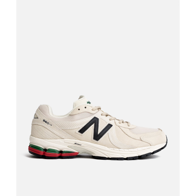 New Balance ML860XG (Beige/Green/Red) productafbeelding