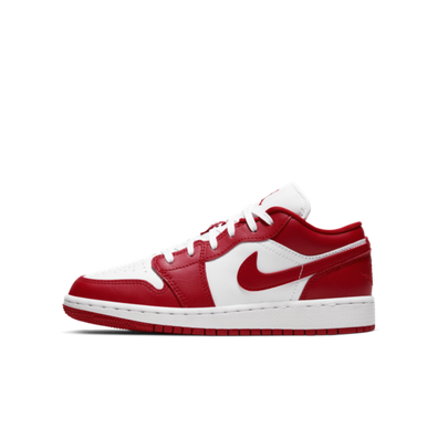 Air Jordan 1 Low GS 'Gym Red' productafbeelding