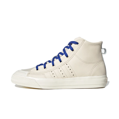 Pharrell Williams X adidas Nizza Hi 'Ecru' productafbeelding