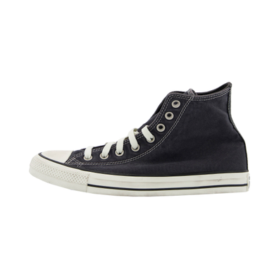 """Converse """"Chuck Taylor All Star Classic High Top"""" - Almost Black productafbeelding"""