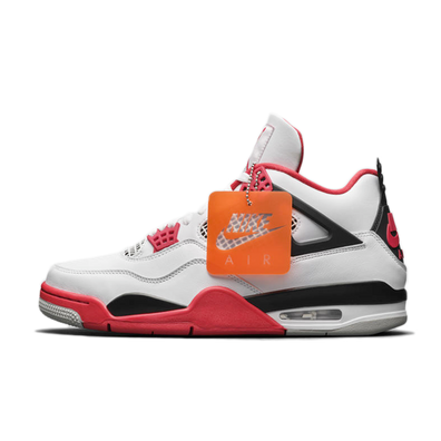 Air Jordan 4 Retro 'Fire Red' productafbeelding