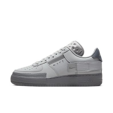 Nike Air Force 1 Type 2 'Grey Fog' productafbeelding