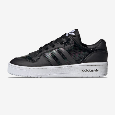 "Adidas Rivalry Low ""Black"" productafbeelding"