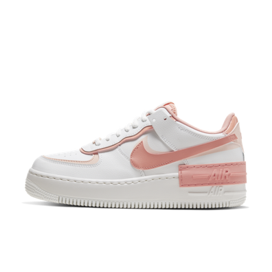 Nike Air Force 1 Shadow 'White/Pink' productafbeelding