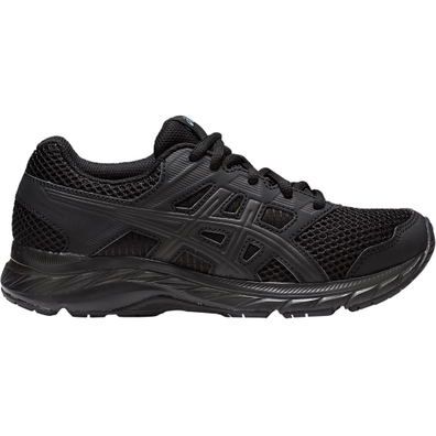 ASICS Contend 5 Gs Black productafbeelding