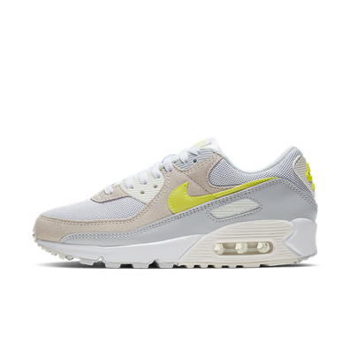 Nike Wmns Air Max 90 'Lemon Venom' productafbeelding