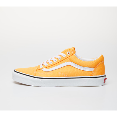 Vans Old Skool (Neon) Blazing Orange/ True White productafbeelding