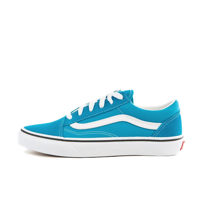 Vans Old skool caribbean-blue GS productafbeelding