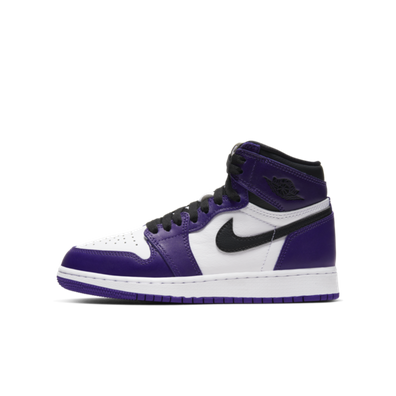 Air Jordan 1 High OG GS 'Court Purple' productafbeelding
