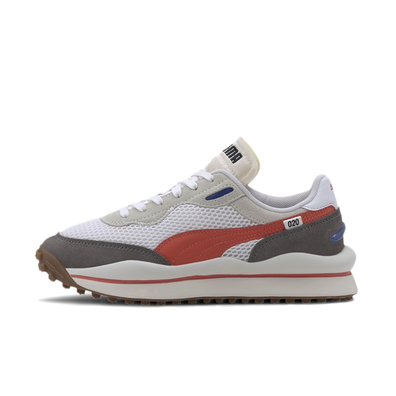 Puma Style Rider Stream On 'White/Red' productafbeelding